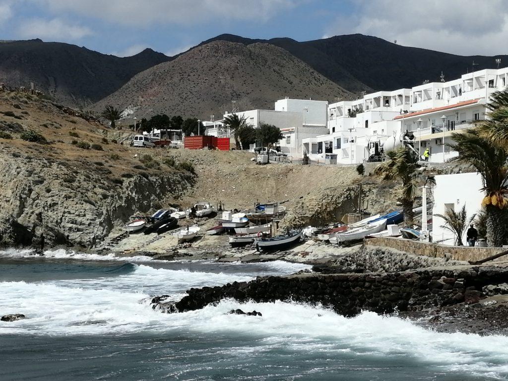 La Isleta del Moro - malerisches Dorf
