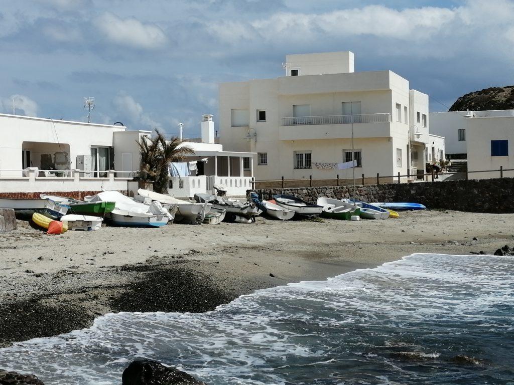 Strand von La Isleta del Moro