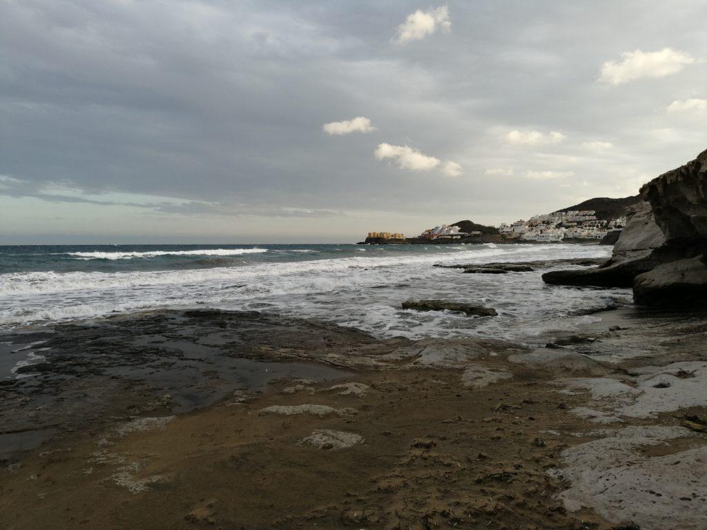 Strand von San José im Cabo de Gata