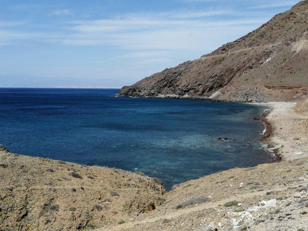 Wunderschöner Ausblick von Arrecife de las Sirenas