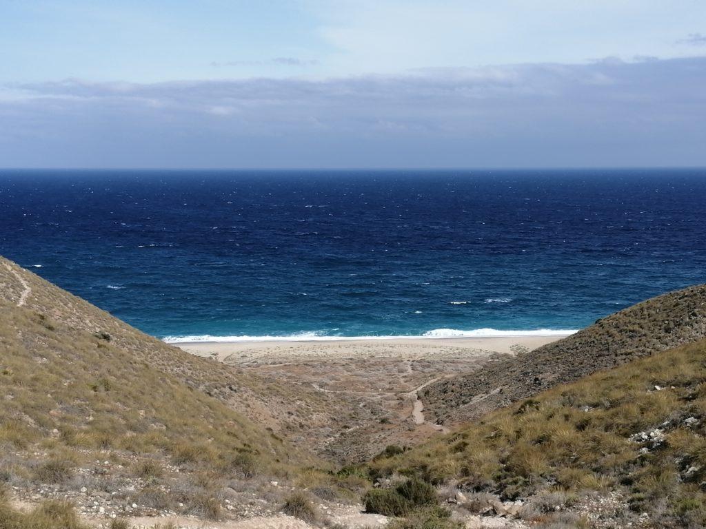 Der wohl schönste Strand - Playa de los Muertos