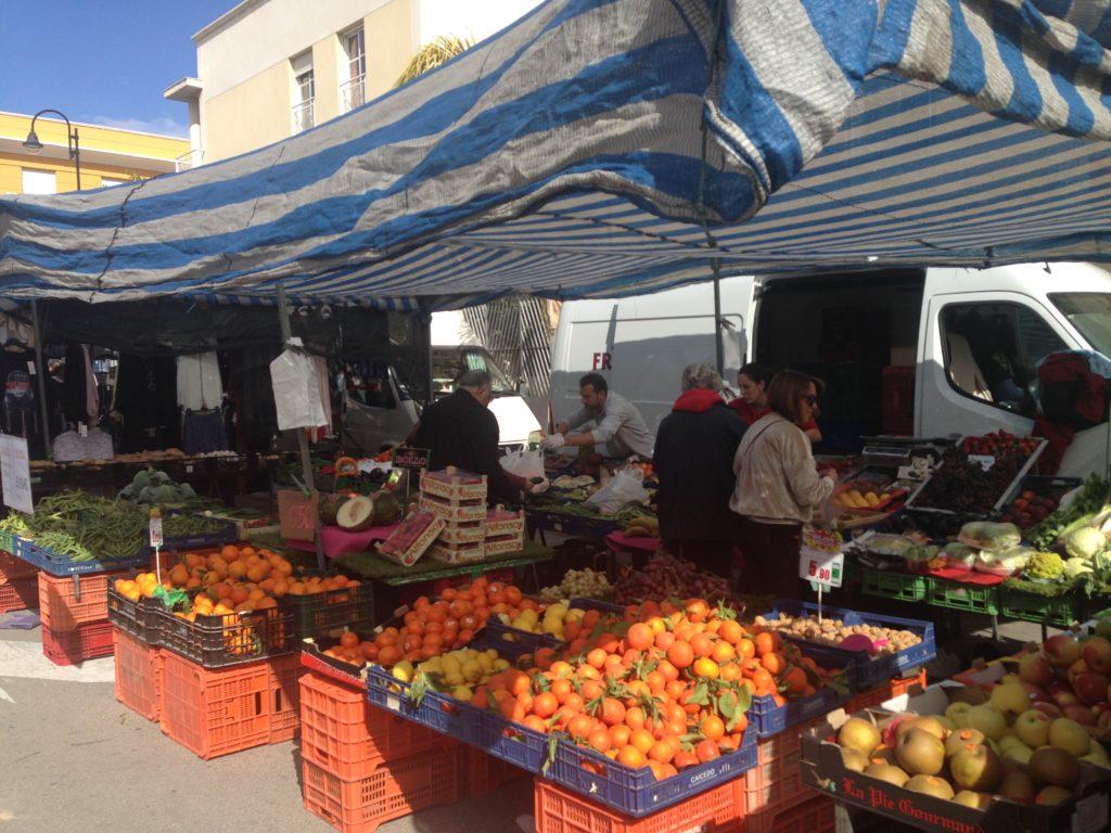Markt in Huercal Overa