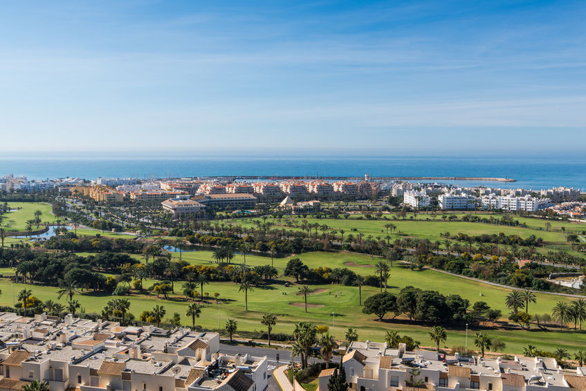 Golfplätze in Andalusien